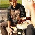 Doy clases de percusión y batería en general. (flamenco, latina, africana, árabe, hindú, jazz, funk...)