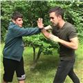 Self defense and jeet kune do in english 10/hr