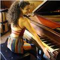 Clases particulares de piano y/o composición personalizadas para cada alumno/a!