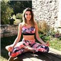 Professeur de yoga certifié par l'alliance de yoga internationale, cours en français et/ ou anglais. niveau débutant à avancé