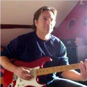 enseignant guitare et basse