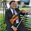 Ofrezco clases particulares de violín, cualquier edad y nivel