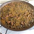 Cocinero valenciano profesional y experto en arroces y paellas a leña típicas de la comunidad valenciana