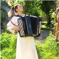 Donne cours d'accordéon chromatique dans la région orléanaise (très prochainement en région parisienne)
