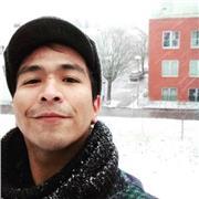 Professeur natif mexicain donne cours de langues (espagnol, anglais, portugais) sur Amiens et en visio