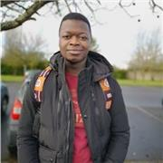 CV Steave Alan BISSO. Avec 14 ans d'études en anglais et étant en Master en droit européen