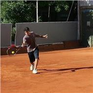 Profesor nacional de tenis