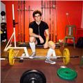 Entraineur certifié par la nsca propose suivie, programmation... dans les domaines de l'entrainement de force et preparation physique. musculation