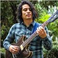 Guitarrista profesional egresado de la escuela superior de música del inba, segundo lugar del concurso nacional de guitarra noisecorp, músico de apoyo en la voz méxico. compositor para obras de teatro, canales de youtube, cuartetos de cuerda. transcriptor
