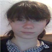 Bonjourn je m'appelle Marine, je suis étudiante en langues à la fac de Grenoble et je serai ravie d'etre votre professeur