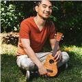 Clases a domicilio guitarra o ukelele / músico chileno profesional