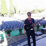 Clases de guitarra electrica y española en madrid, armonía e improvisación