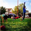 Personal trainer a domicilio / preparador físico deportivo