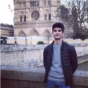 Etudiant de Licence d'économie à l'Univeristé Panthéon Sorbonne à Paris, donne des cours de mathématiques ( et de physique-chimie ) pour les élèves de seconde et niveaux inférieurs