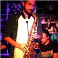 Clases de saxo jazz e improvisación