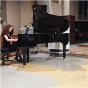Professeur de Piano propose cours à domicile sur Francheville