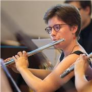 Professeure diplômée donne cours de flûte et de FM tous niveaux