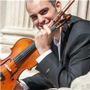 Cours de violon tout âge par professionnel diplômé expérimenté, 50% crédit d'impôt à domicile sur Marseille