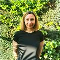 Profesora de español con experiencia en alumnos extranjeros