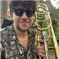 Clases on-line de trombón. todos los niveles y todas las edades!