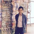 Graduado en italia, bilingue, se ofrece como profesor de italiano