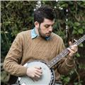 Clases de banjo (5 cuerdas) y bluegrass online!