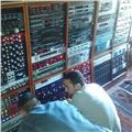 Clases de producción musical, grabación, mezcla y masterización