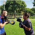 Personal trainer, entrenador personal de boxeo, preparación física