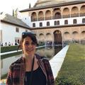 Doy clases de español, historia y arte para expandir la cultura española por el mundo, y así también conocer otras