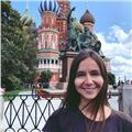 Lezioni di russo con la docente di russo madrelingua
