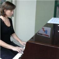 Clases de piano, lenguaje musical , audioperceptiva, apreciación musical, historia y estética de la música