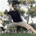 Experiencia de más de 30 años en tai chi, chigong, wushu (kung fu) y sanda (una variación de kick boxing)