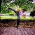 Insegnante certificato coni di wing chun kung fu; kali e boxe filippina (panantukan)