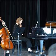 Étudiante en piano (niveau supérieur) donne des cours particuliers à Lille
