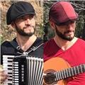 Clases de guitarra española y de acordeón