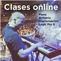 Doy clases online de piano moderno (diferentes estilos), armonía moderna, improvisación y producción musical con logic pro x