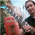 Soy guitarrista. clases para todo nivel y edades