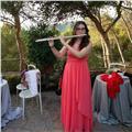 Clases particulares de flauta travesera y lenguaje musical a nivel de grado elemental y profesional