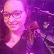 Donne cours de violon niveau débutant et avancé . Une méthode d'apprentissage pédagogique et ludique. Enfants à partir de 6 ans , ados , adultes