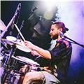 Clases de batería, percusión y lenguaje musical