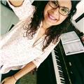 Profesora de piano, ofrezco clases virtuales de piano nivel inicial e intermedio. también clases de lenguaje musical