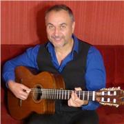 Professeur de guitare en musiques actuelles et musique classique