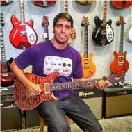 Clases de guitarra electrica en tu casa