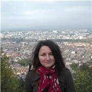 Professeur de roumain, d'espagnol et d'anglais, plus de 10 ans d'expérience