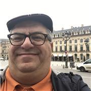 Professeur de français natif et diplômé offre des cours particuliers de conversation pour adultes à Paris