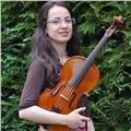 Clases de violín / viola con o sin lenguaje musical