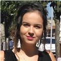 Estudiante de criminología con experenciencia en clases particulares a alumnos de eso y primaria con titulacion b2 en euskera y nivel prefirst en ingl