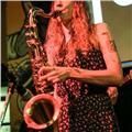 Grado profecional, especialidad de saxofón