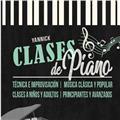 Clases de piano yannick barbieri