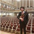 Clases particulares de violín a domicilio